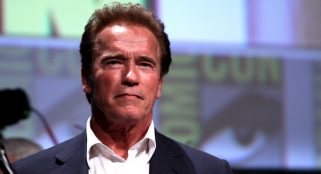 Former California Governor Arnold Schwarzenegger has quit the Celebrity Apprentice