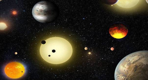 Scientists compute exoplanet's mass using star-mapping satellite data
