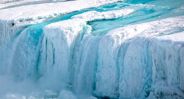 Scientists discover 'ticking time bomb' heated ocean under Arctic