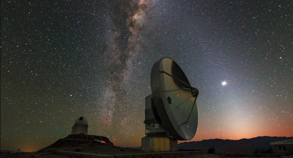Scientists discover ancient star in Milky Way's halo
