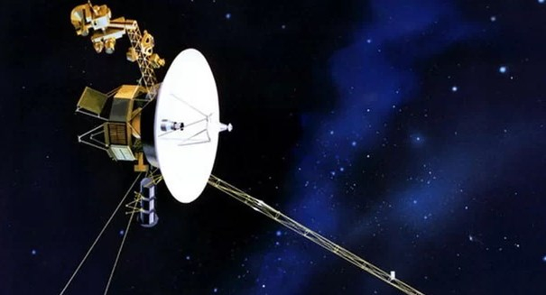 Scientists examine Voyager-1 data in search of dark matter particles