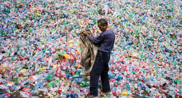 Scientists make improvements to a plastic-eating enzyme