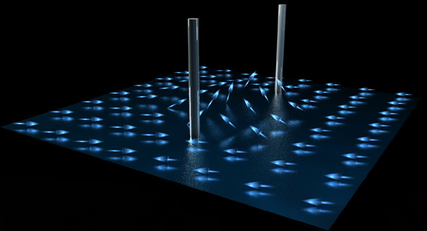 Scientists propose new 'superfluid quasicrystal' state of matter