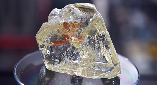 Scientists believe diamonds are under Earth's surface