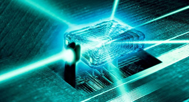 Scientists use light to create silicon chip for quantum processing