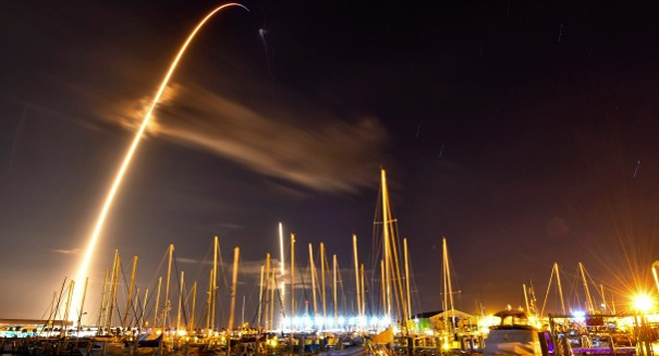 Secret SpaceX satellite failed to reach orbit, officials say