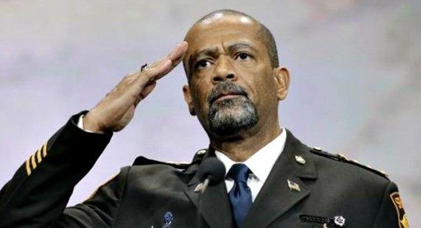 Sheriff David Clarke withdraws from consideration for DHS position