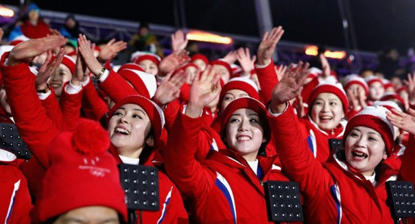 South Korea will cover nearly more than $2.5 million at winter Olympic game