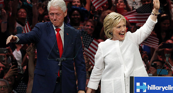 The Clintons to attend Trump's inauguration