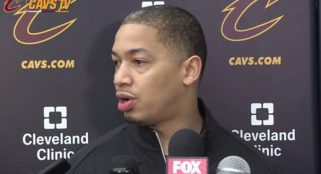 Lue laughs at whether he motivated the Cavs