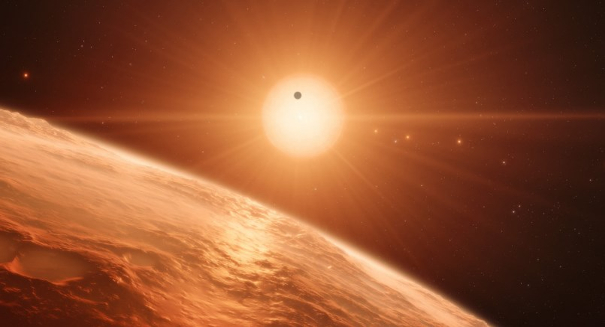UV light shows which exoplanets may harbor life