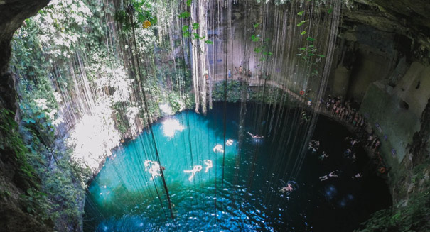 Top 6 Underground Destinations in the United States, Mexico, and Australia