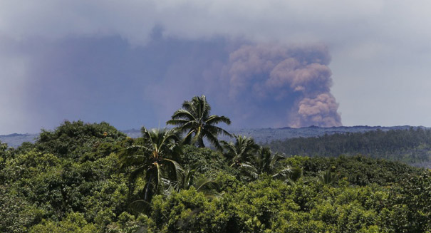 Volcanic eruptions leave Hawaii residents homeless