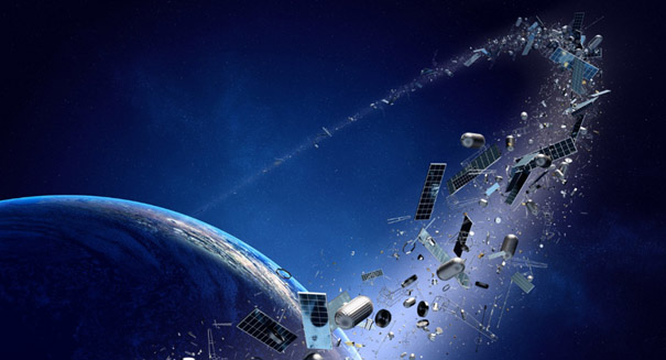 Zap space junk with lasers, scientists say