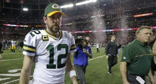 Aaron Rodgers says Packers need to rebuild