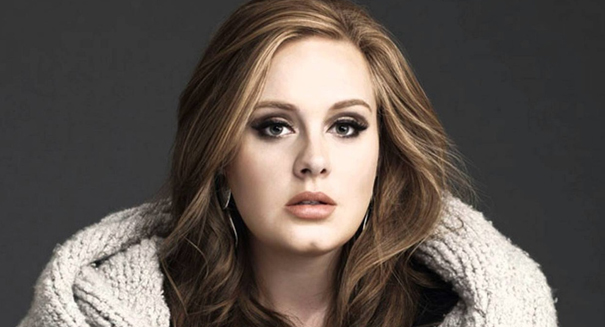 Adele sweeps top Grammys