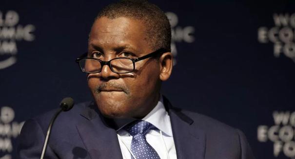 Africa's richest man plans to invest $50 billion in U.S., Europe