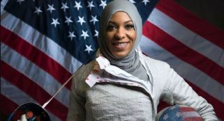 Muslim American Olympian detained by US customs