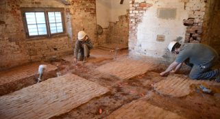 Archaeologists find slave quarters of Sally Hemings at Monticello