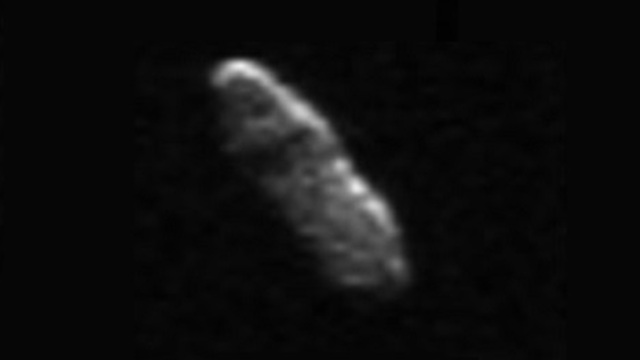 House-sized asteroid to buzz Earth on Oct. 12