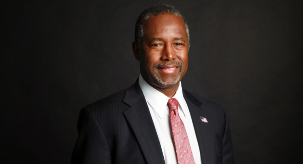 Trump suggests Dr. Ben Carson as secretary of Housing and Urban Development