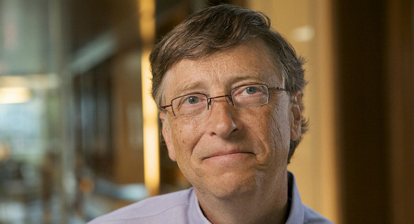 Bill Gates warns of a new kind of terrorism