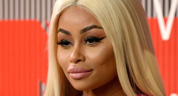 Blac Chyna talks relationship with Rob Kardashian