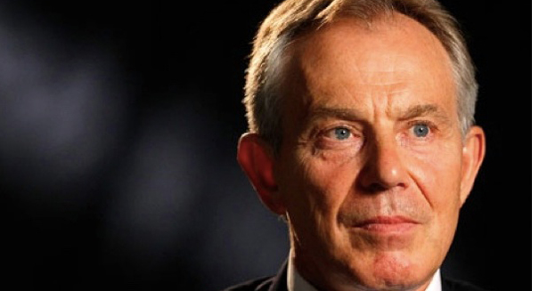 Blair calls to slow down Brexit