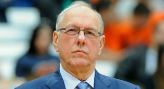 Jim Boeheim says ACC Tourney should not be in Greensboro