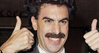 Sacha Baron Cohen offers to pay fines for 'Borat' Mankini wearing tourists