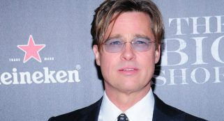 Brad Pitt does his first magazine shoot since split from Angelina Jolie