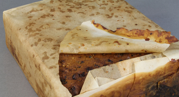 Ancient fruit cake 'still edible' after 100 years in Antarctica