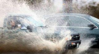 Titan experiences intense rainstorms