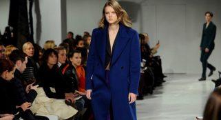 Calvin Klein show heads Fashion Week draped in politics