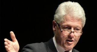 Bill Clinton sends get well wishes to the Bush family