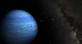 Dwarf planet Haumea has a ring
