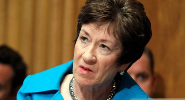 Collins to kill latest GOP healthcare bill with 'no' vote