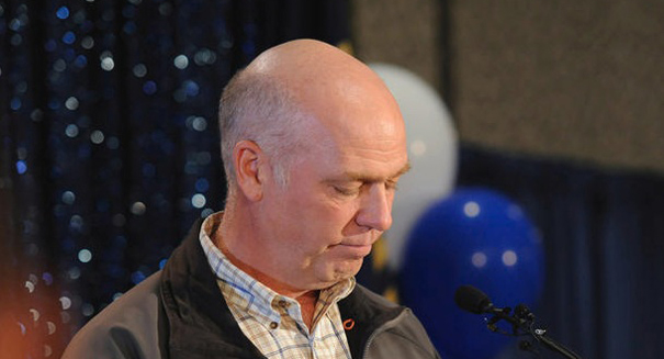 Congressman-elect Gianforte sentenced for assault of reporter