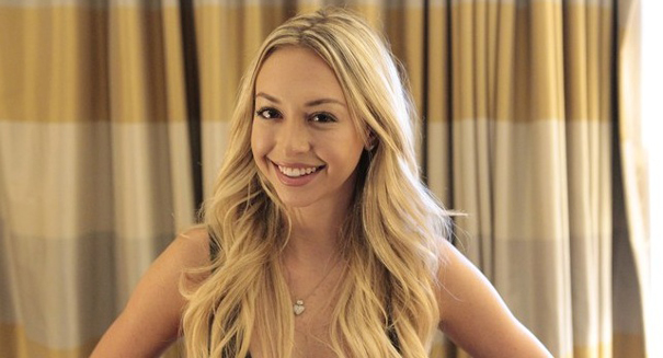 Corinne Olympios to receive her own reality show
