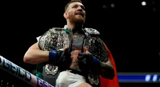 Dana White says McGregor Mayweather fight not possible