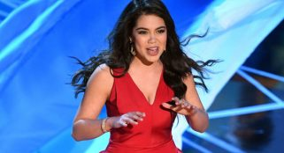 Auli'i Cravalho speaks out on her Oscars hiccup