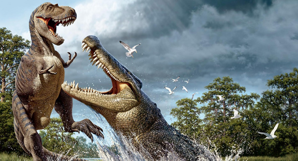 Prehistoric, dinosaur-eating crocodile identified at fossil site in Texas
