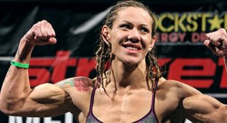 Cris Cyborg explains positive drug test