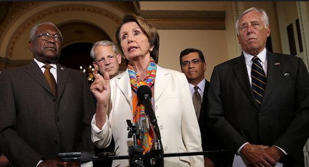 Democrats discuss ousting Pelosi