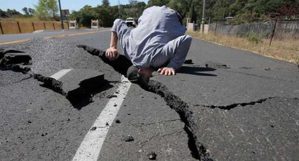 2018 could see uptick in powerful earthquakes, study reports