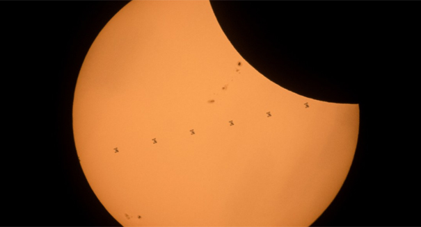 Millions view solar eclipse in person and online
