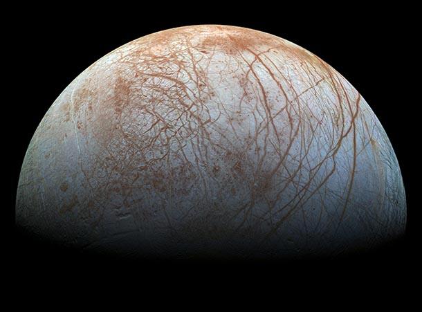 NASA: Europa may hold alien life