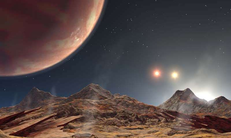 Four potentially-habitable exoplanets found 12 light years from Earth