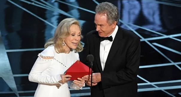 Faye Dunaway thought Warren Beatty was joking with Oscars gaffe