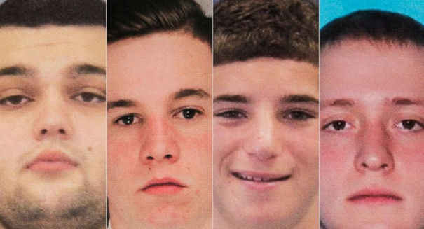 Four young men mysteriously disappear in Pennsylvania